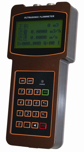 AXDS-100H手持式超声波流量计 AXDS-100H超声波流量计