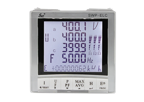 SWP-ELC3多功能网络电力仪表 SWP-ELC4