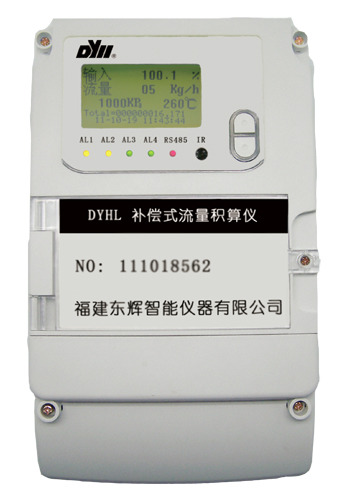 香港东辉现场壁挂式流量积算仪 大延牌现场壁挂式流量积算仪