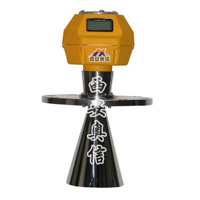 智能雷达液位计AXLD803 喇叭口