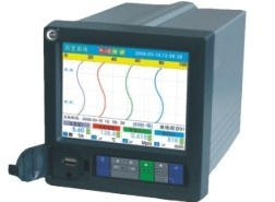 虹润仪表SSR/VSR流量积算单色无纸记录仪HR-VSR-L HR-SSR-L
