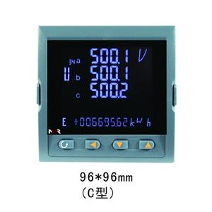 虹润液晶显示 CSR模糊PID调节控制彩色无纸记录仪