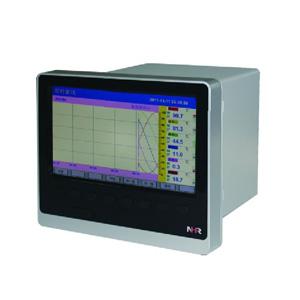 虹润数显NHR-8100系列12路彩色无纸记录仪
