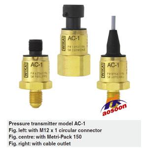 德国wika AC-1压力传感器 AC-1压力变送器