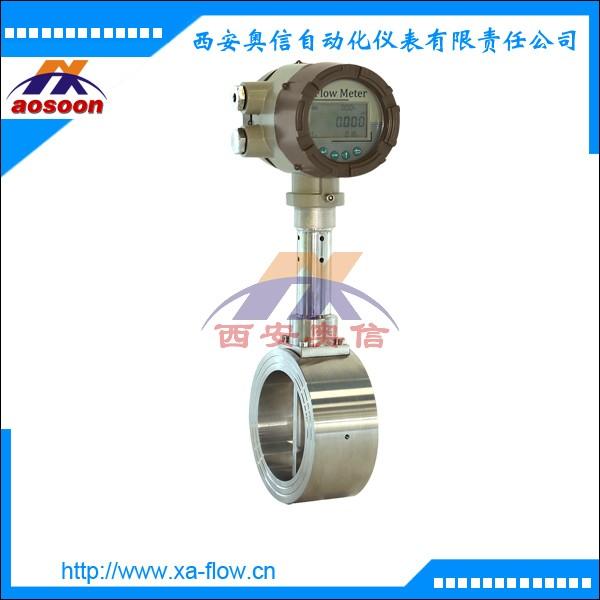 气体流量控制器 AXLUGB-2310-P2 智能涡街流量计