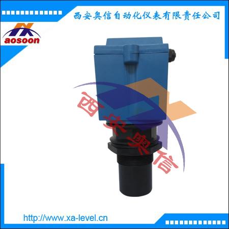一体化超声波物位计 AXCJ-3000 超声波液位计说明书