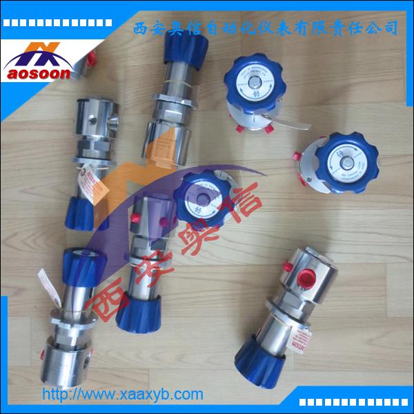 GO减压阀 美国GO常用减压器PR1-1L11Q3G111
