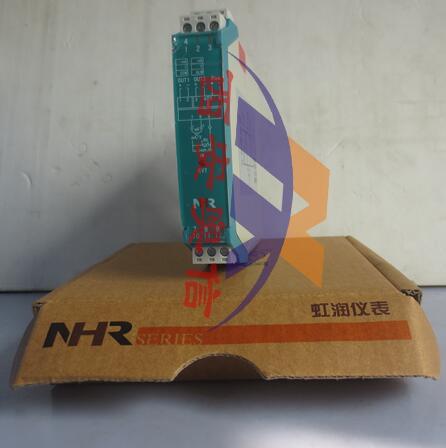 NHR-M31-X-27/27-0/0-A 电压/电流变送器 虹润隔离器