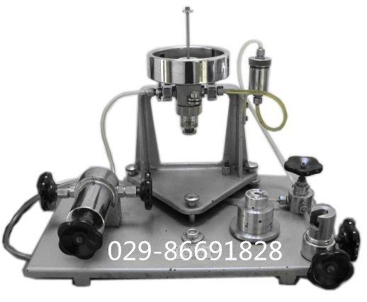 YS-2.5活塞式压力计 压力校验装置YS-2.5