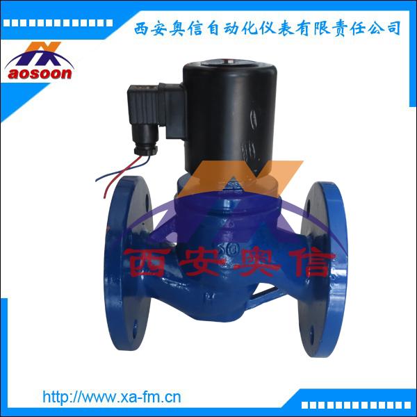 ZCZP铸钢电磁阀 ZCZP-16蒸汽电磁阀