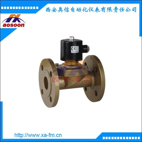 ZCH-50法兰零压启动电磁阀 ZCH电磁阀
