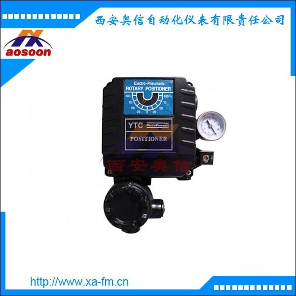 YT1000R电气阀门定位器 YT-1000R使用说明书