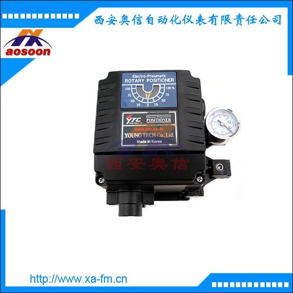 阀门定位器YT-1000LS 电气阀门定位器