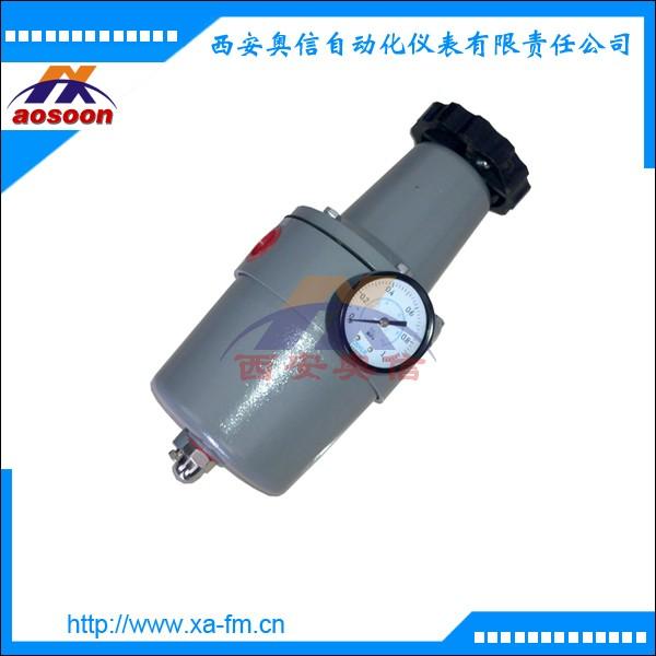 QFH-261空气过滤减压器 QFH空气过滤减压阀