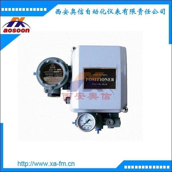 EPP-4111电气阀门定位器 西安阀门定位器