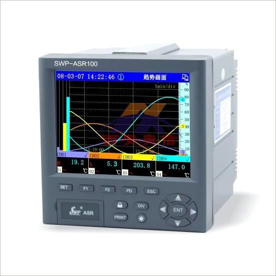 智能化无纸记录仪 昌晖SWP-ASR100系列