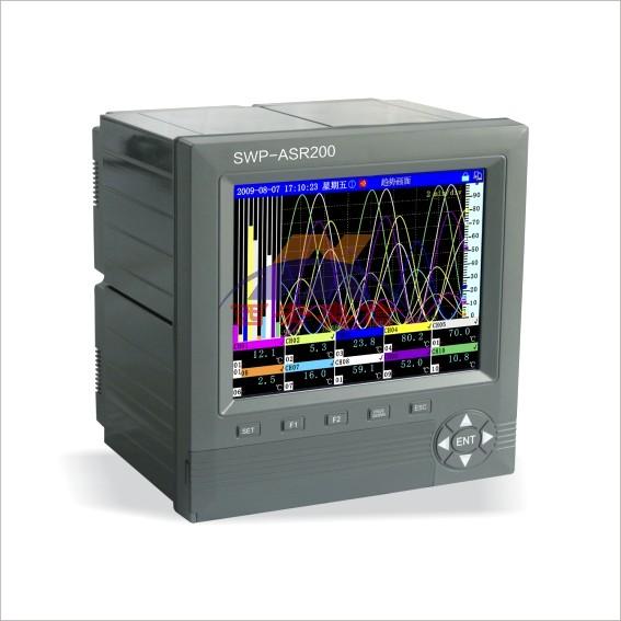 香港昌晖智能数显仪 SWP-ASR200系列无纸记录仪
