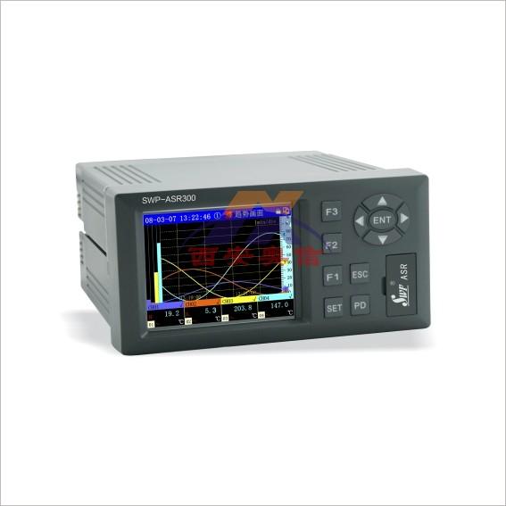 ASR300无纸记录仪 昌晖智能化无纸记录仪