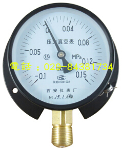 船用压力表YC-150T