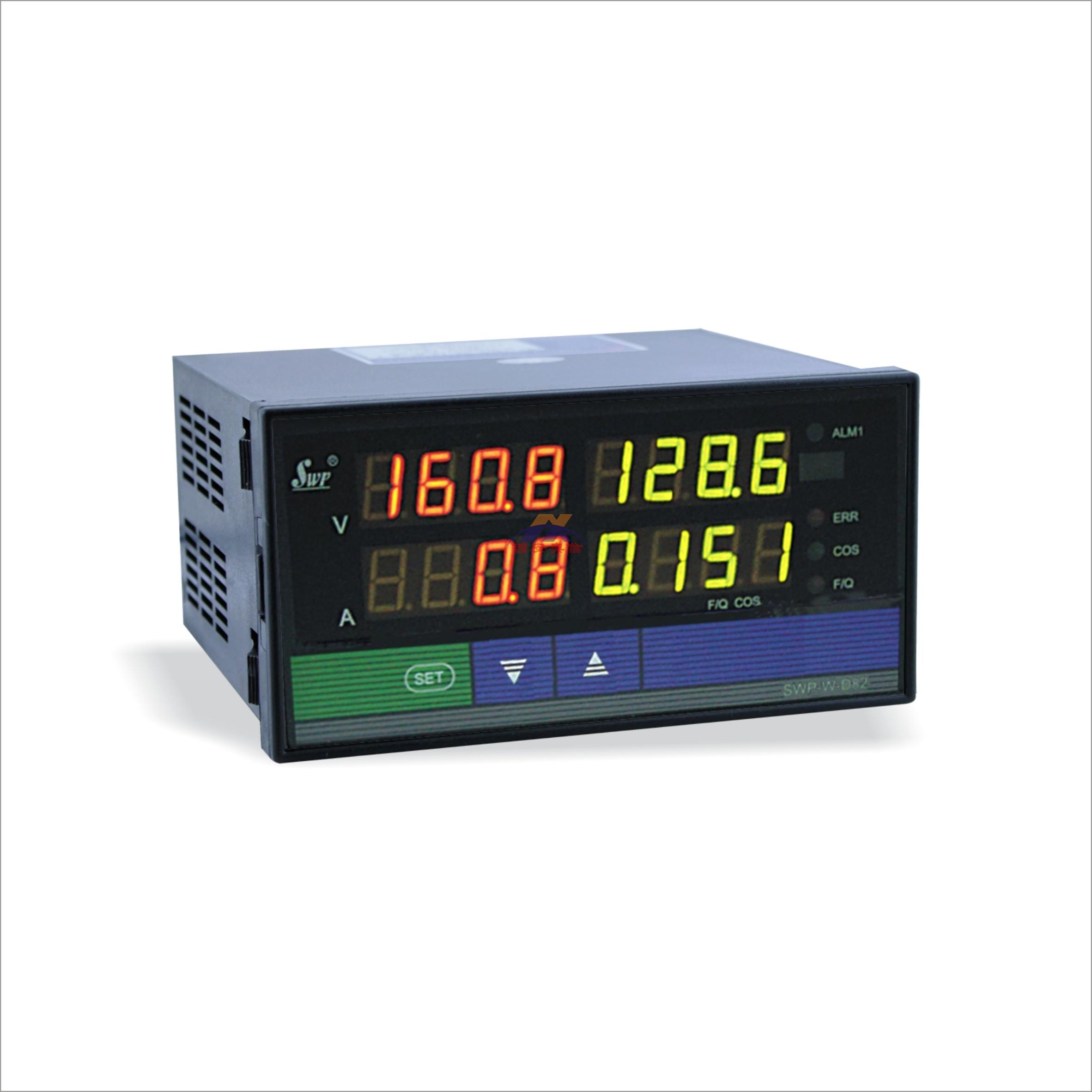 昌晖智能电量表 电力表常用型号清单