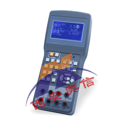AX-01B2校验信号发生器 AX-01B2手持式校验仪