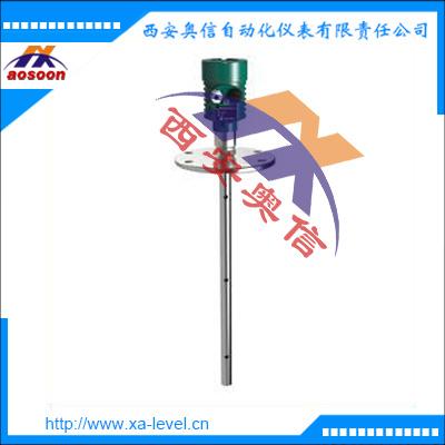 AXLD703双杆导波雷达物位计 杆式导波雷达液位计法兰安装
