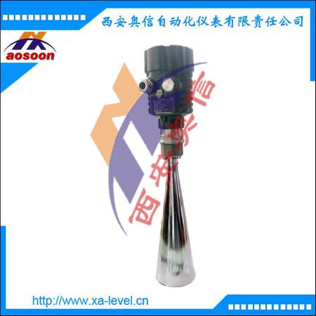 AXLD803雷达料位计喇叭口安装 原油雷达物位计