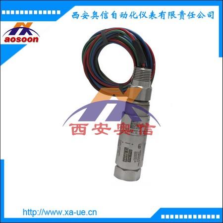 上海UE代理 海洋专用12SHSN2A不锈钢防爆压力开关