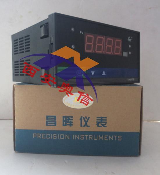 数字显示控制仪SWP-C804-01-23-HHLL 昌晖温度显示4路报警器