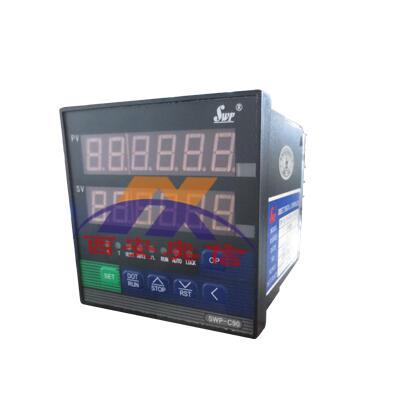 SWP数字显示控制仪SWP-C103-01-23-HL 昌晖方表数显报警控制仪