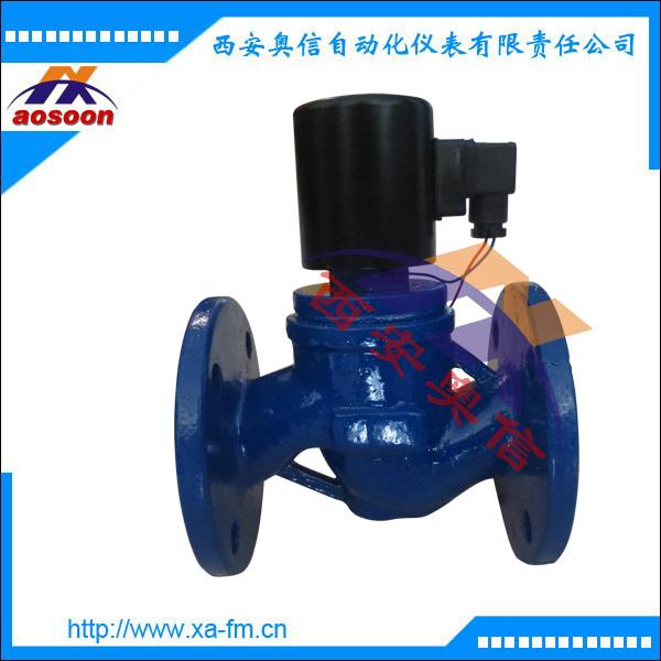 ZCLF铸钢电磁阀 ZCLF-50防爆电磁阀