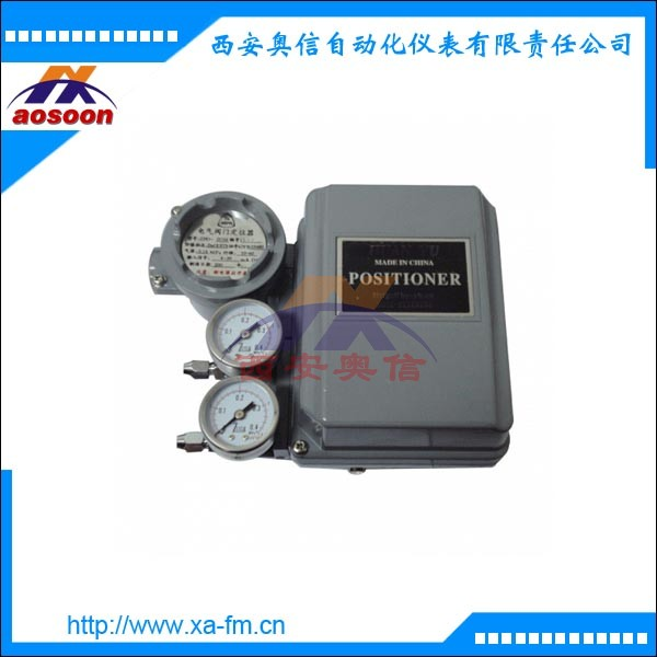 ZPD-2111电气阀门定位器装置 ZPD-2211电气阀门定位器