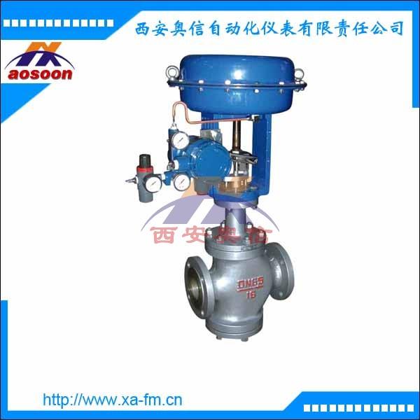 ZMAN-16型气动薄膜双座调节阀 ZMAN气动调节阀