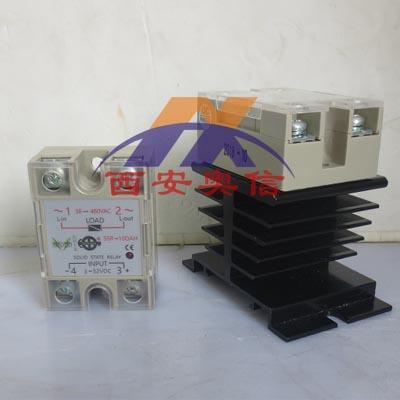 NHR-SSR-25DAHC固态继电器 虹润NHR-SSR继电器