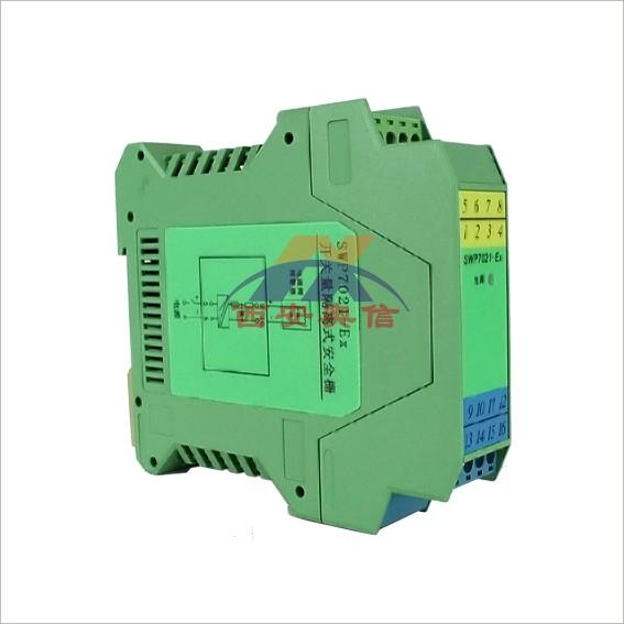 SWP7121-Ex 昌晖单回路独立供电 一进一出安全栅SWP-7121-Ex