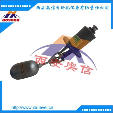 浮球液位开关 UQK-02 侧装不锈钢浮球开关