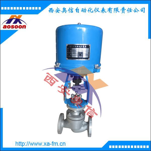 电子式电动单座调节阀 ZDLP-16电子式调节阀