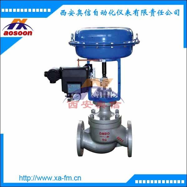 气动薄膜套筒调节阀 ZJHM-16气动套筒调节阀
