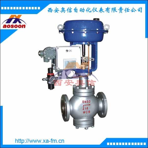 气动调节阀ZMAP-16 DN80 单座气动薄膜调节阀