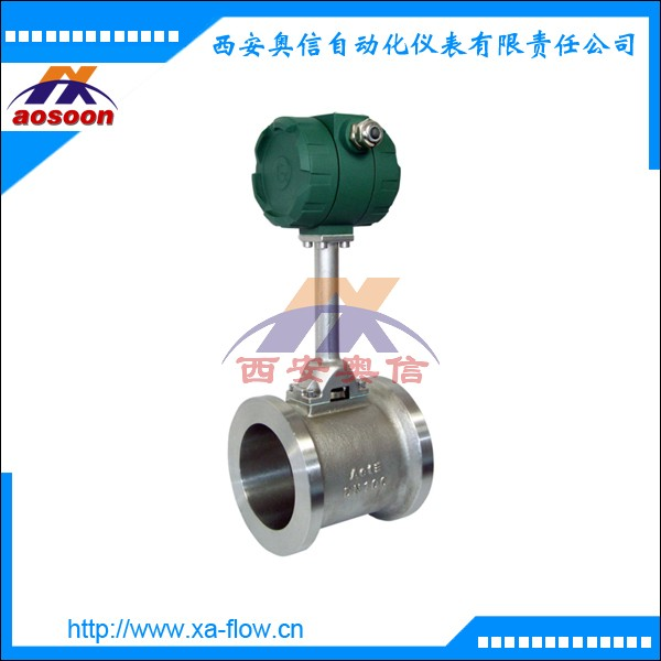 AXLUGB-2312-P2 气体流量控制器 智能涡街流量计