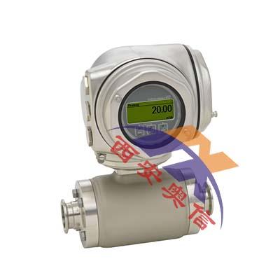 53H卫生型电磁流量计 小流量检测仪 德国E+H