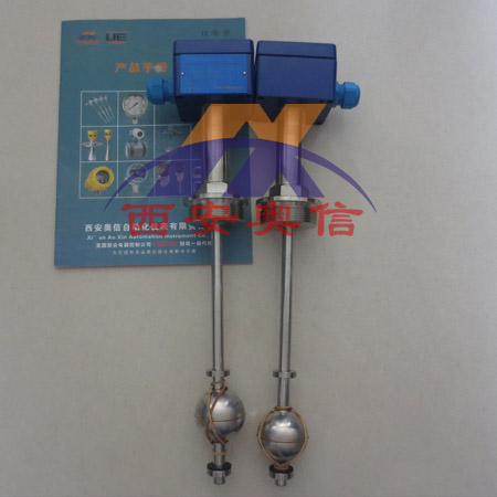 KSR液位开关ERV-M10-VU-L45/8-B25A-1PVC 德国WIKA液位计