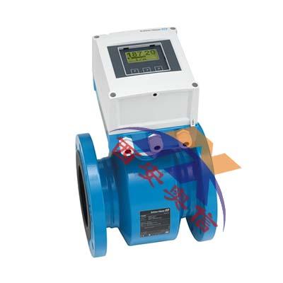 W800德国E+H污水流量计W800电池供电 污水防腐电磁流量计