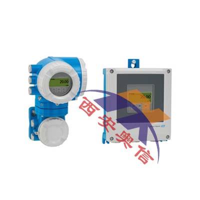 W500德国E+H污水分体式流量计W500 4路电磁流量计