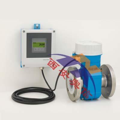P500德国E+H耐高温流量计P500 4路分体式电磁流量计