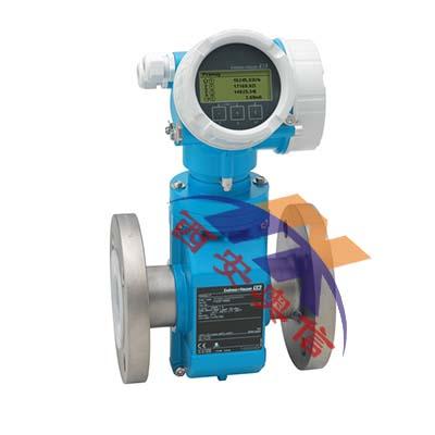 P200德国E+H电磁流量计P200高温型 回路供电 西安奥信