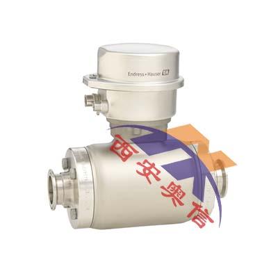 德国E+H卫生型电磁流量计 H500不锈钢 带4路输入/输出的分体式变送器