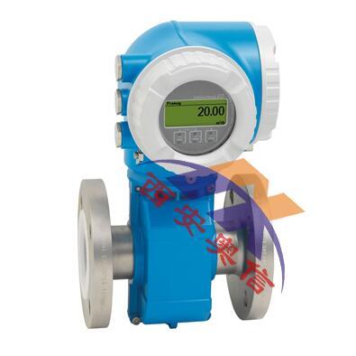 P300德国E+H电磁流量计 P300高温型 腐蚀介质流量计 西安奥信