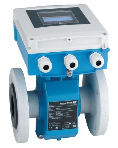 W400德国E+H污水流量计 W400电磁流量计 德国E+H西安