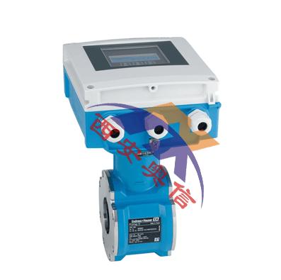 D400德国E+H污水电磁流量计D400 紧凑型污水流量计 西安奥信